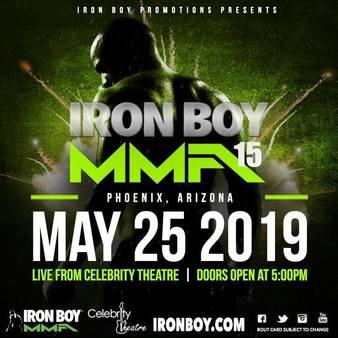 Iron Boy MMA 15