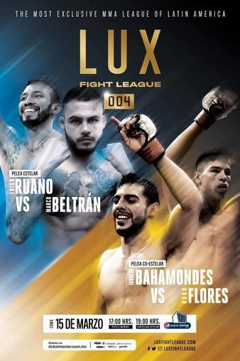 Lux Fight League 4
