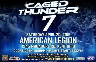 Caged Thunder 7