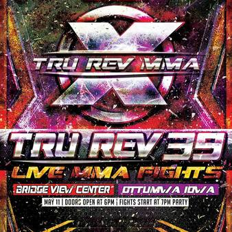 True Revelation MMA 39