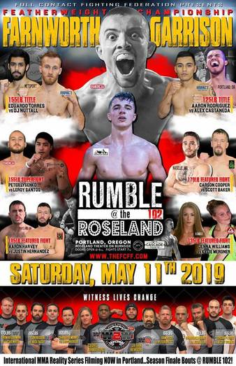 Rumble at the Roseland 102