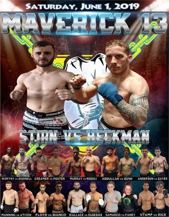 Maverick MMA 13