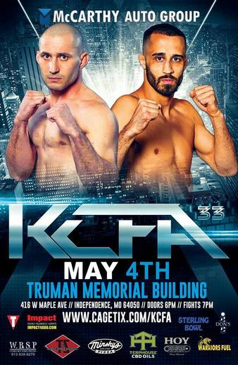 KC Fighting Alliance 33