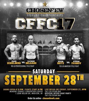 Chosen Few FC 17