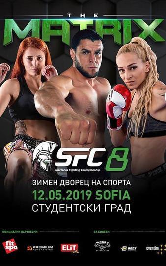 Spartacus Fighting Championship 8