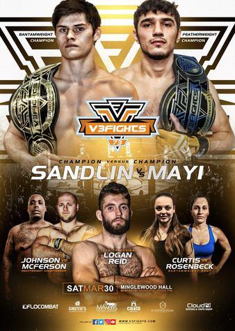 V3 Fights 73