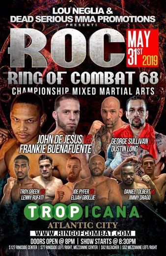 Ring of Combat 68