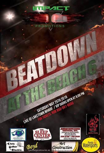 Beatdown at the Beach 6