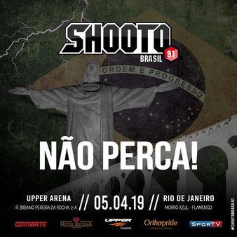 Shooto Brasil 91