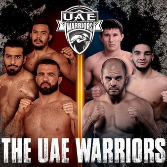 UAE Warriors 1