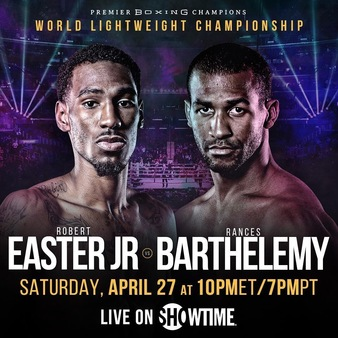 Easter vs. Barthelemy