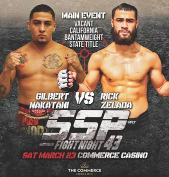 SSP Fight Night 43