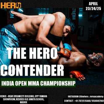 The Hero Contender