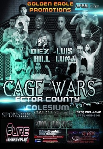 Cage Wars