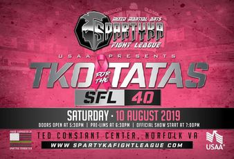 Spartyka Fight League 40