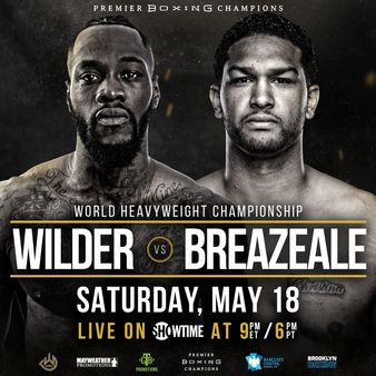 Wilder vs. Breazeale