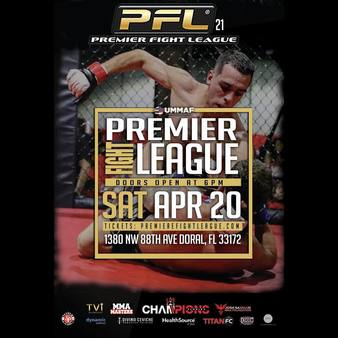Premier Fight League 21