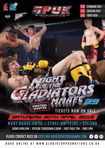 Night of the Gladiators 39