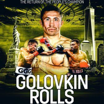 GGG vs. Rolls