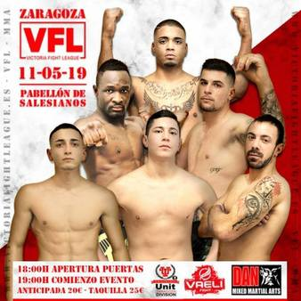 Victoria Fight League
