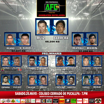 AFC 15