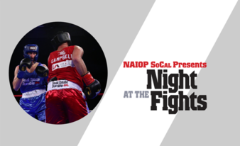 NAIOP SoCal's Night at the Fights 2019