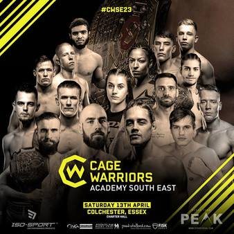 Cage Warriors Academy South East 23