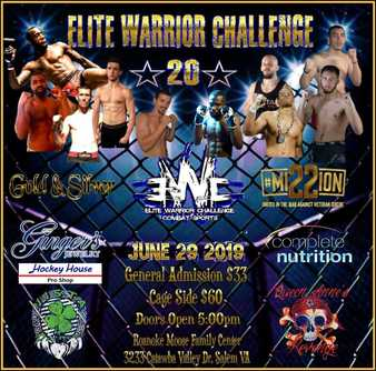 Elite Warrior Challenge 20
