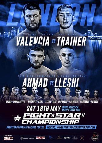 FightStar Championship 17