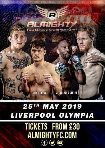 Almighty Fighting Championship 12