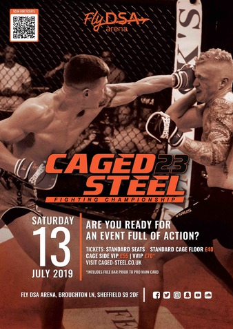 Caged Steel FC 23