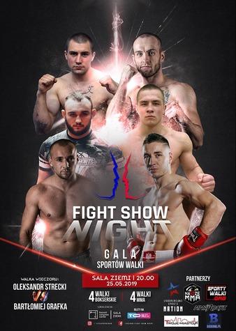 Poznań Fight Show Night