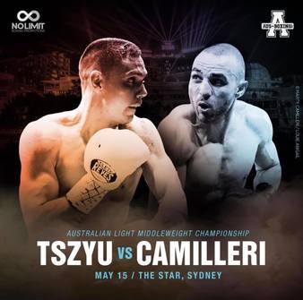 Tszyu vs. Camilleri