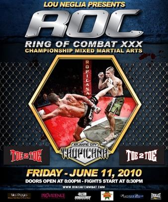 Ring of Combat 30