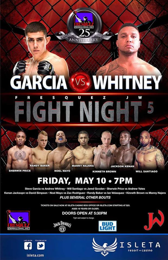JacksonWink Fight Night 5