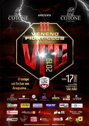 Veneno Fight Club 3
