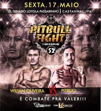 Pitbull Fight 52