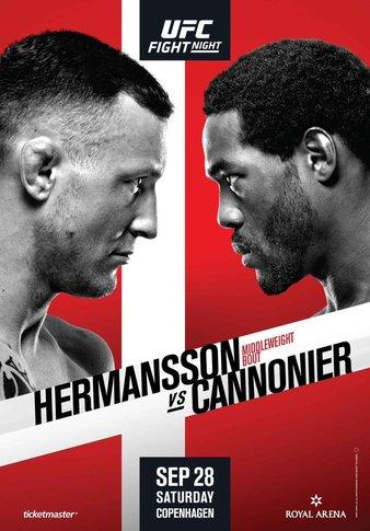 UFC on ESPN+ 18