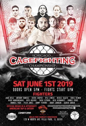 Chicago Cagefighting Championship