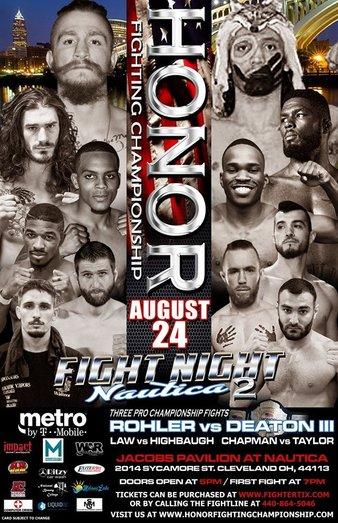 Honor FC 10