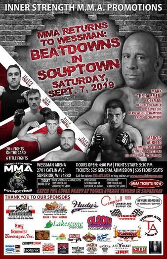 Inner Strength MMA 17