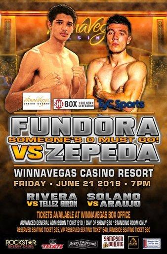 Fundora vs. Zepeda