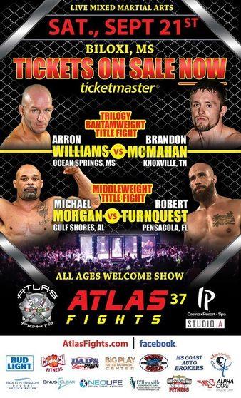 Atlas Fights 37
