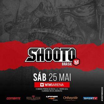 Shooto Brasil 92