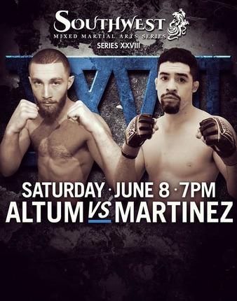 Southwest MMA Series 28