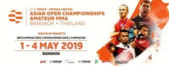 IMMAF WMMAA Asian Open