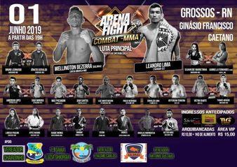 Arena Fight Combat 22