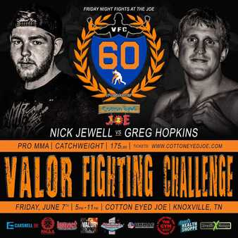 Valor Fighting Challenge 60