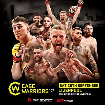 Cage Warriors 107