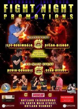 Fight Night Promotions 2 | MMA, Muay Thai, & Grappling Event